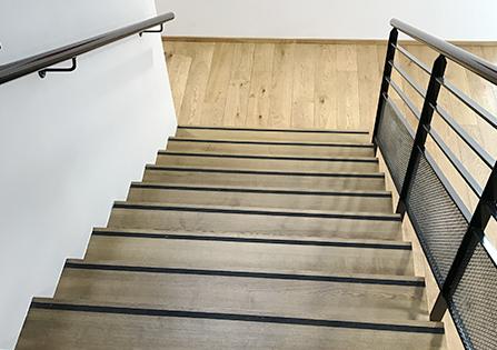 Escalier Sur Mesure Habillage De Marches Kleim Menuiserie