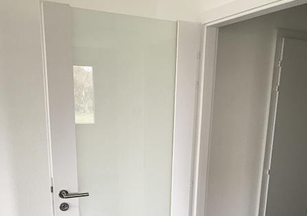 Porte verriere blanche comforium vitrine blanc laqu porte vitre rock trixie chatire positions - Porte verriere blanche ...
